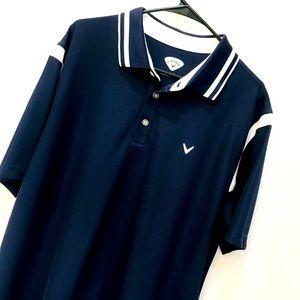 Men's Callaway Golf Polo shirt sz XL